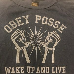 Obey Posse Wake Up and Live